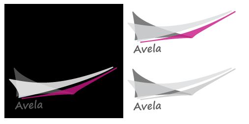 A vela - Logo